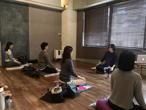 meditaion class
